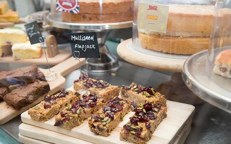 Huttons Cafe Hylands Park