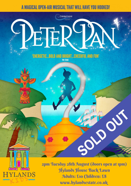 Peter Pan | Hylands Estate